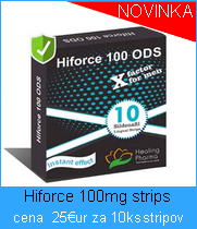 Hiforce 100mg strips