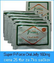 Super P-Force Oral Jelly