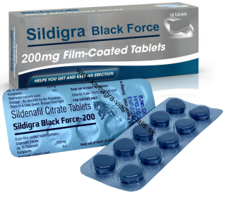 Sildigra Black Force 200mg
