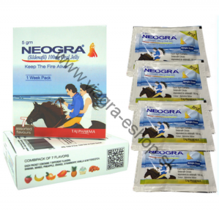 Neogra Oral Jelly 100mg